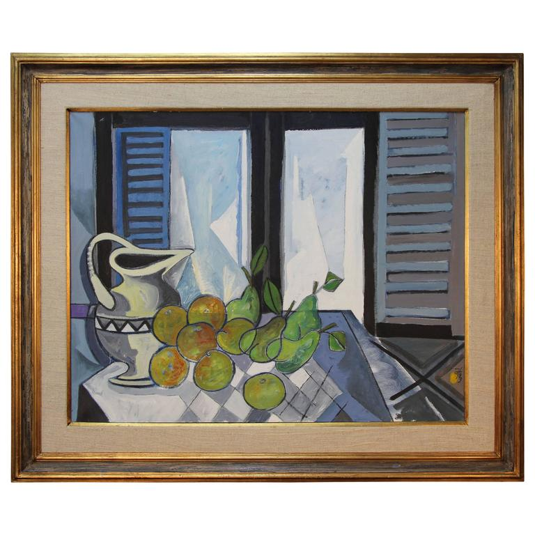 Jesus Fuertes Paintings For Sale