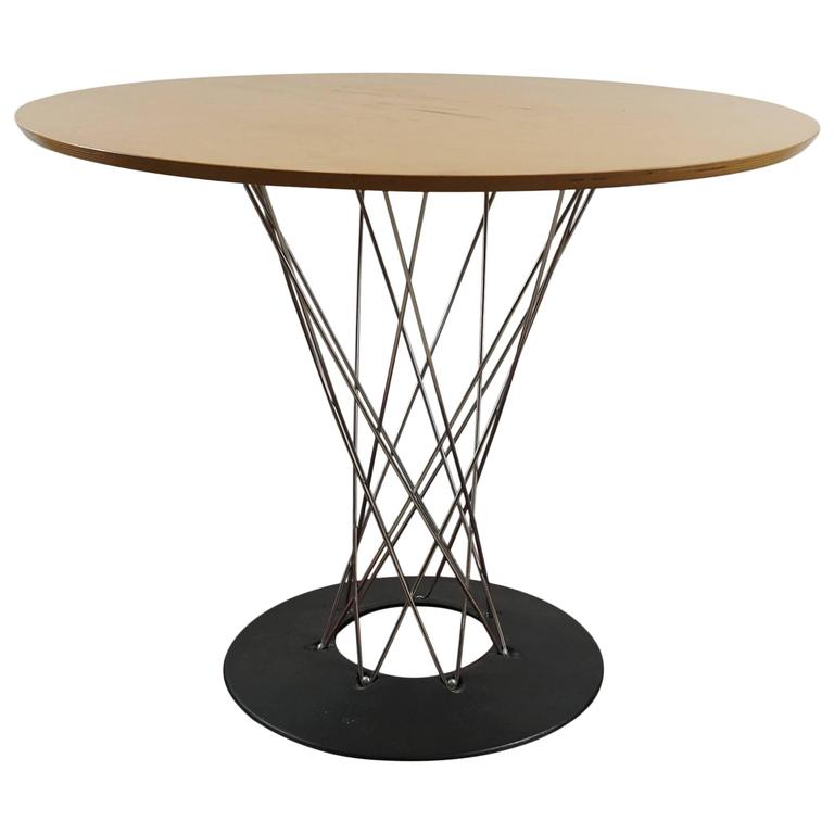 Isamu Noguchi Cyclone Table For Modernica At 1stdibs