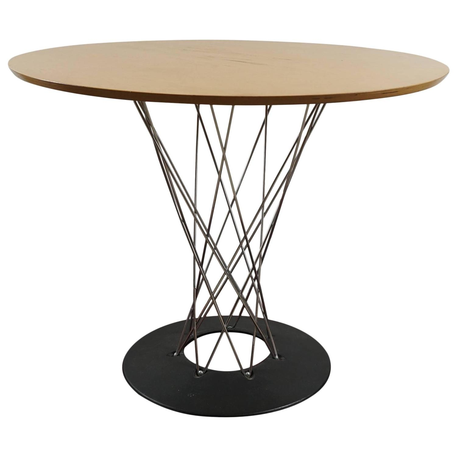 isamu noguchi cyclone table for modernica for sale at 1stdibs. Black Bedroom Furniture Sets. Home Design Ideas