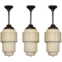Large Department Store Schoolhouse Electric Ceiling Fixture