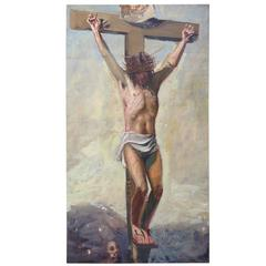 Thomas Eakins Attributed Study for the Crucifixion