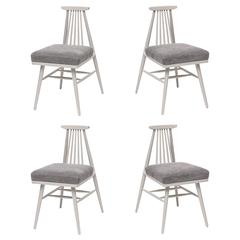 Set of Four Dining Chairs by Paul McCobb for O'Hearn