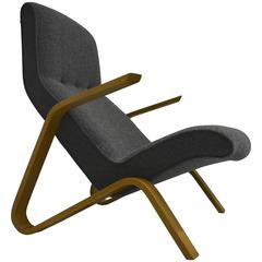 Rare, Early Grasshopper Chair by Eero Saarinen for Knoll, circa 1946