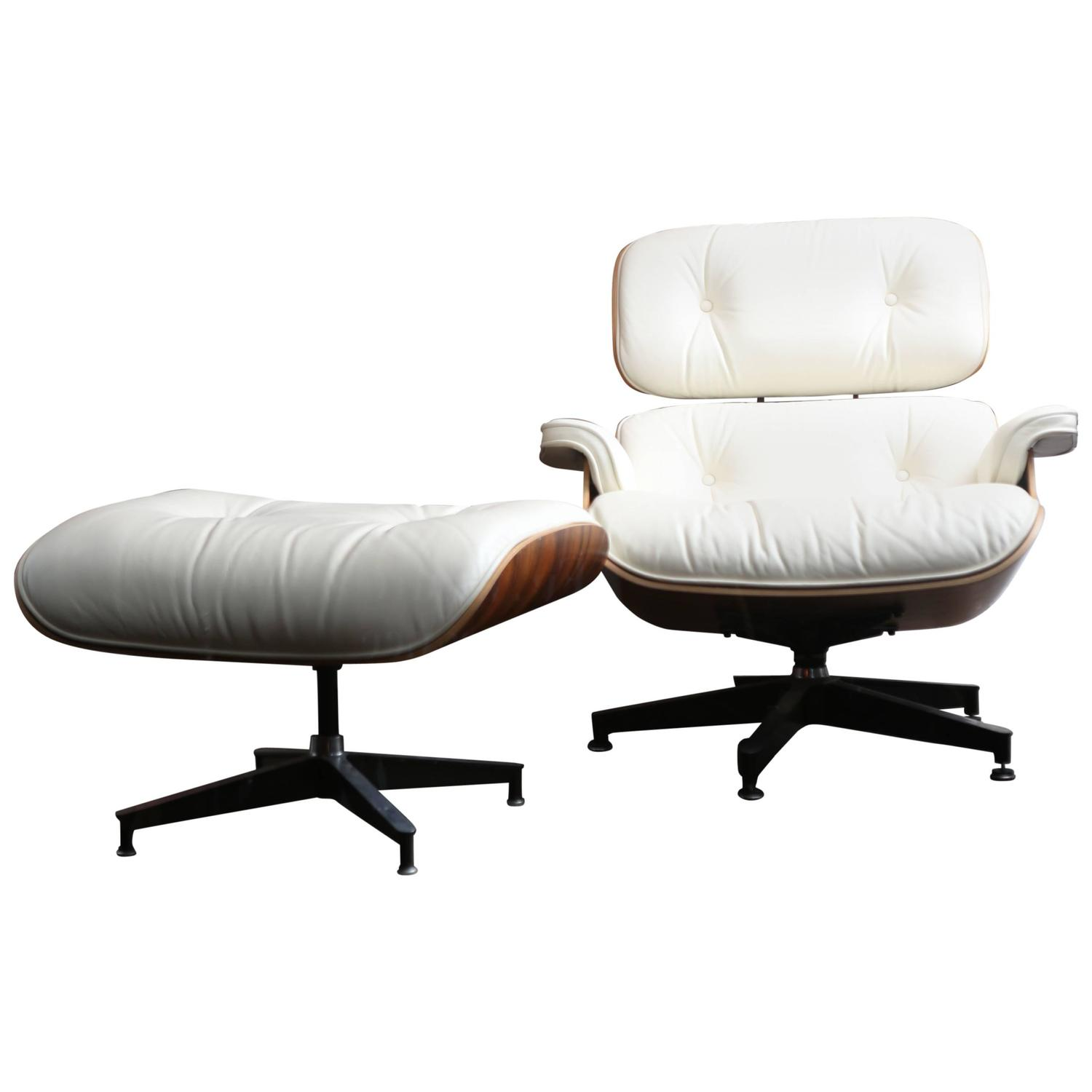eames lounge chair and ottoman at 1stdibs. Black Bedroom Furniture Sets. Home Design Ideas