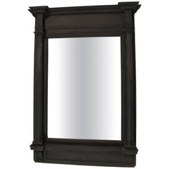 Neoclassical Architectural Frame with Mirror