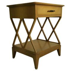 Rare Renzo Rutili Stand Johnson Furniture
