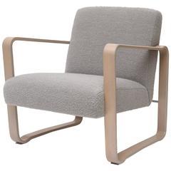"Edward Wormley ""Modern Morris Chair"""