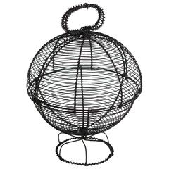 Wire Basket of Rare Form