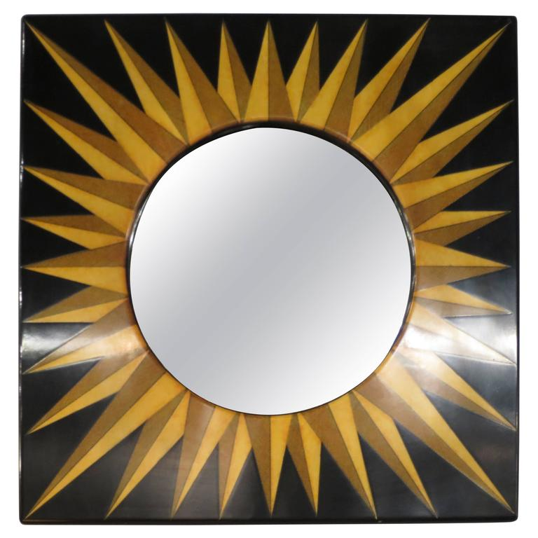 Sunburst Mirror by Fornasetti