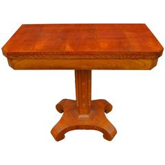 Swedish Occasional Game Table