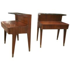 Gio Ponti Nightstands, 1958