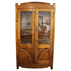 Early 19th Century Italian Provincial Hutch or Cupboard