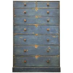 English Chest of Drawers, Early 19th Century