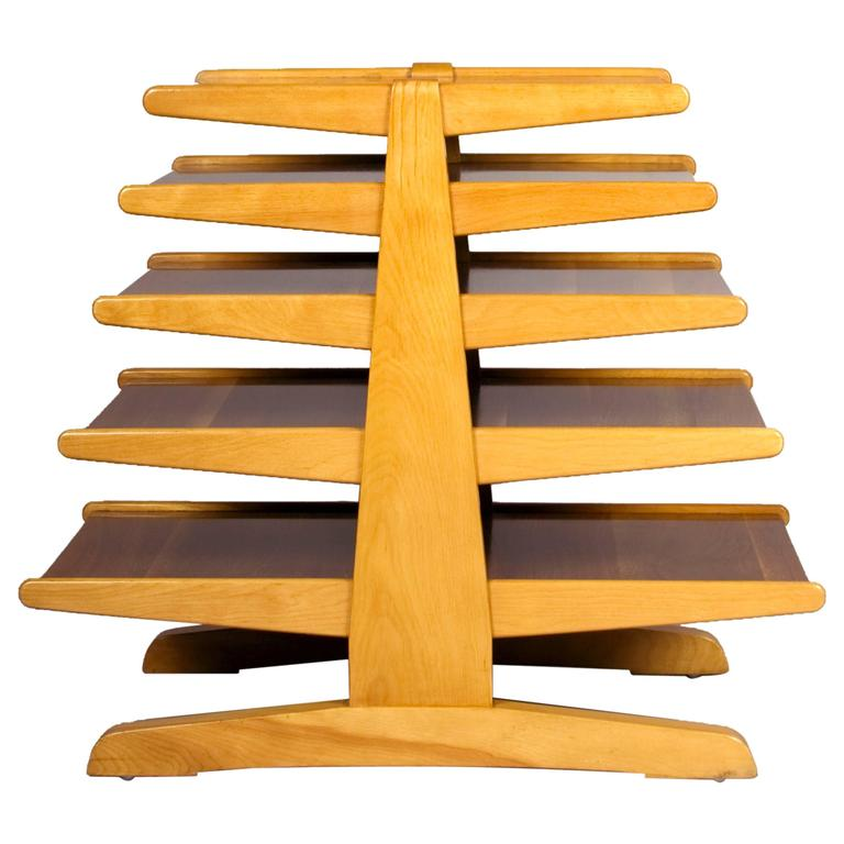 Magazine Tree Table by Edward Wormley for Dunbar, Model # 4765 For Sale