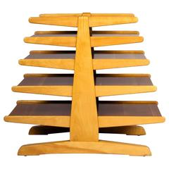 Magazine Tree Table by Edward Wormley for Dunbar, Model # 4765
