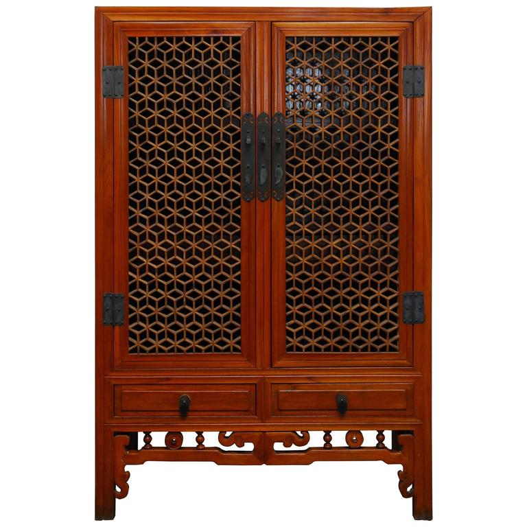 19th century chinese cupboard kitchen cabinet at 1stdibs for 19th century kitchen cabinets