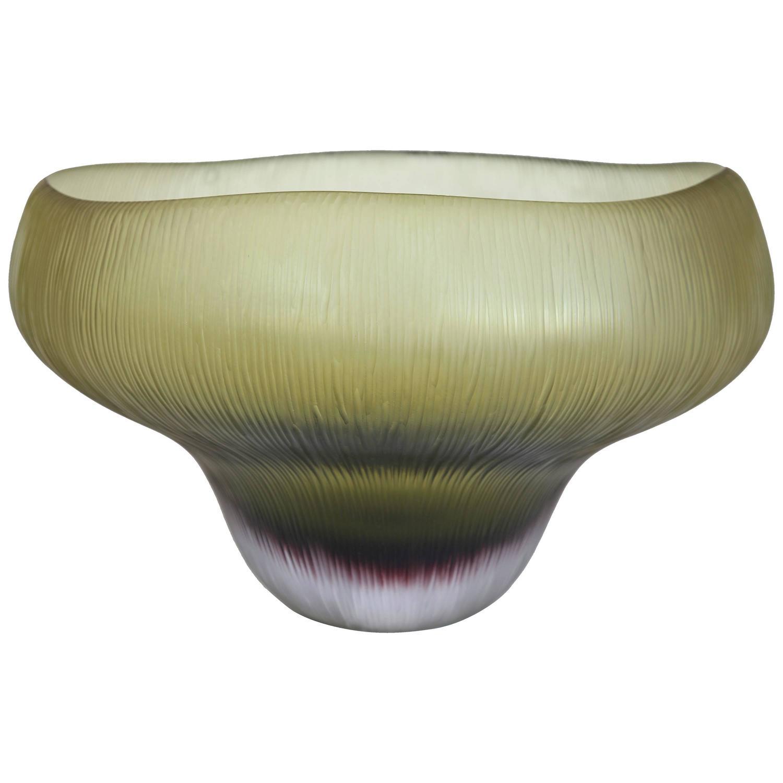 fleur murano vase for sale at 1stdibs. Black Bedroom Furniture Sets. Home Design Ideas