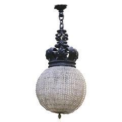 1920 S Art Deco Ignacio Gallo Danseuse Lamp Original