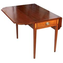 New England Federal Pembroke Table