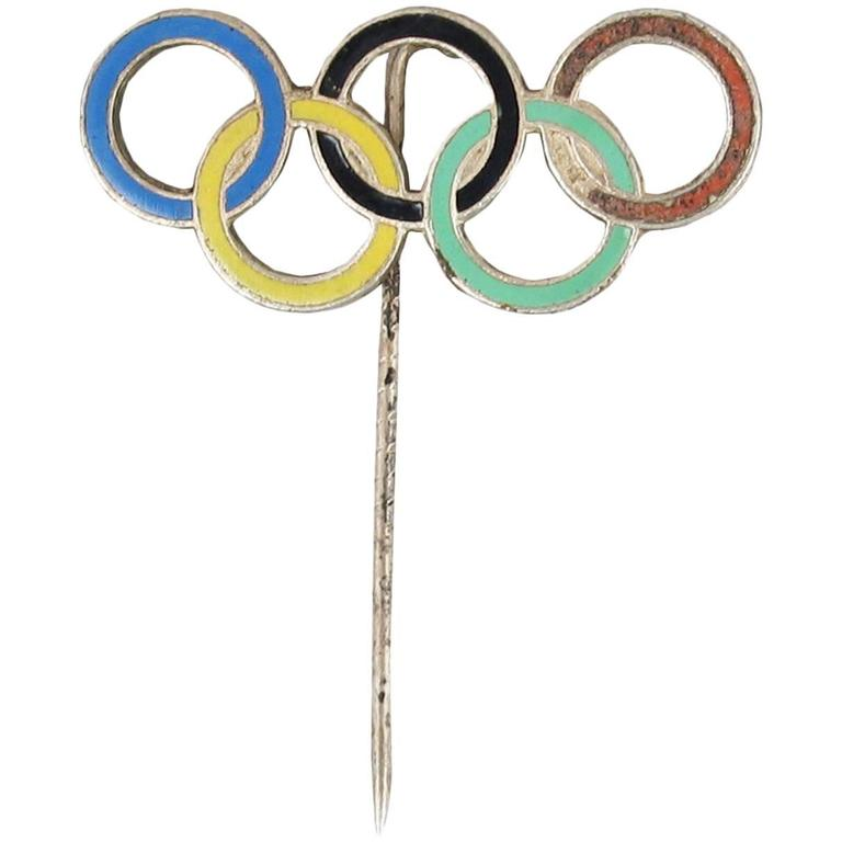Olympic Pin For Sale