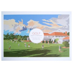 Golfing Catalogue, 'GOLF: Past and Present'