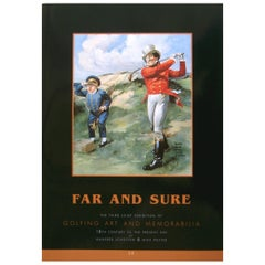 Golfing Catalogue, 'Far and Sure'
