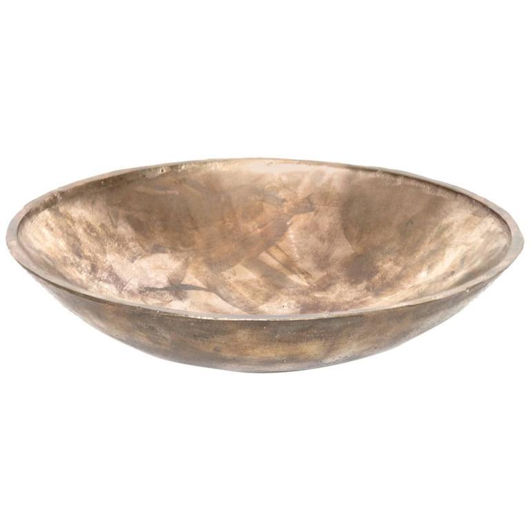 Bronze Bell / Bowl by Elliot Bergman (size M)