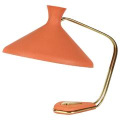 Rare Stilnovo Table Lamp from the 1950s in the Manner of Louis Kalff
