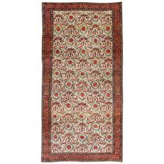 Very Large Antique Persian Bidjar Carpet