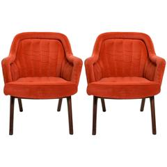 Pair of Adrian Pearsall Style Chairs