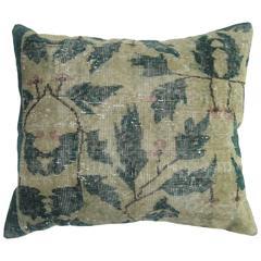 Shabby Chic Rug Pillow