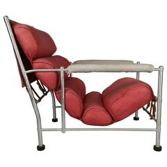 Warren McArthur Lounge Chair, Machine Age, Art Deco