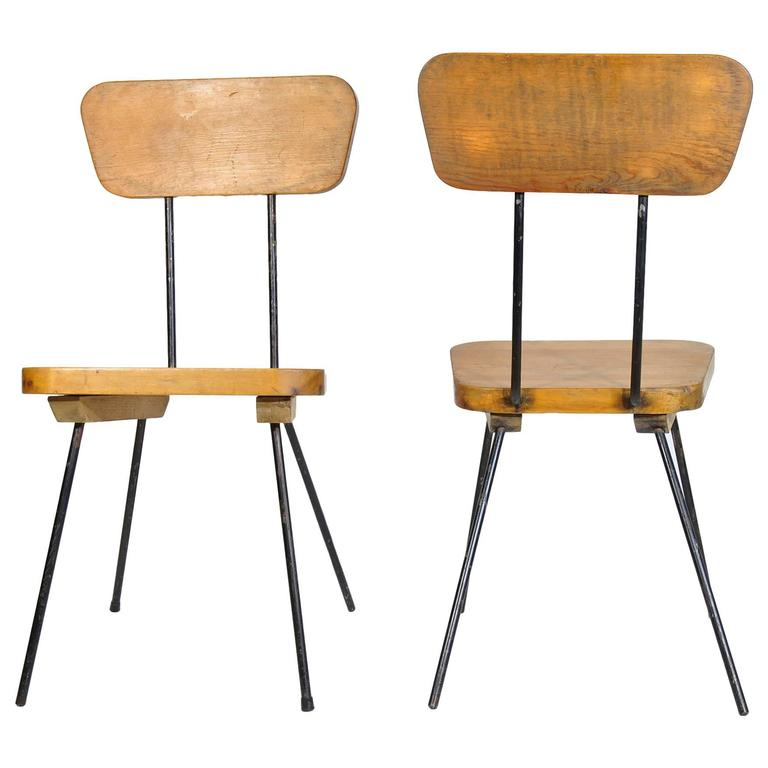 Chairs California Chair Studio 1950s in Manner of