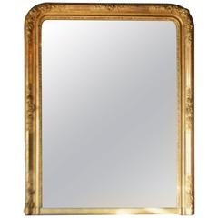 Louis Xv Style Gilded Mirror For Sale At 1stdibs