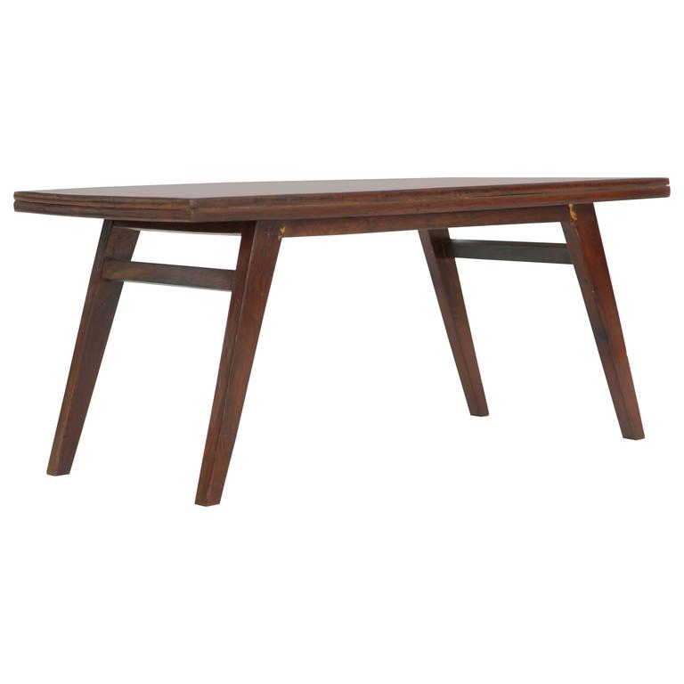 Pierre Jeanneret style Coffee Table