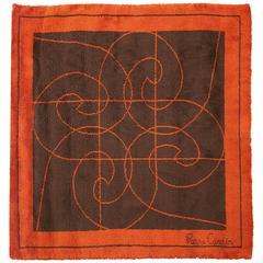 Carpet by Pierre Cardin