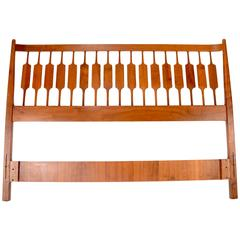 Kipp Stewart for Drexel Declaration Full Size Headboard