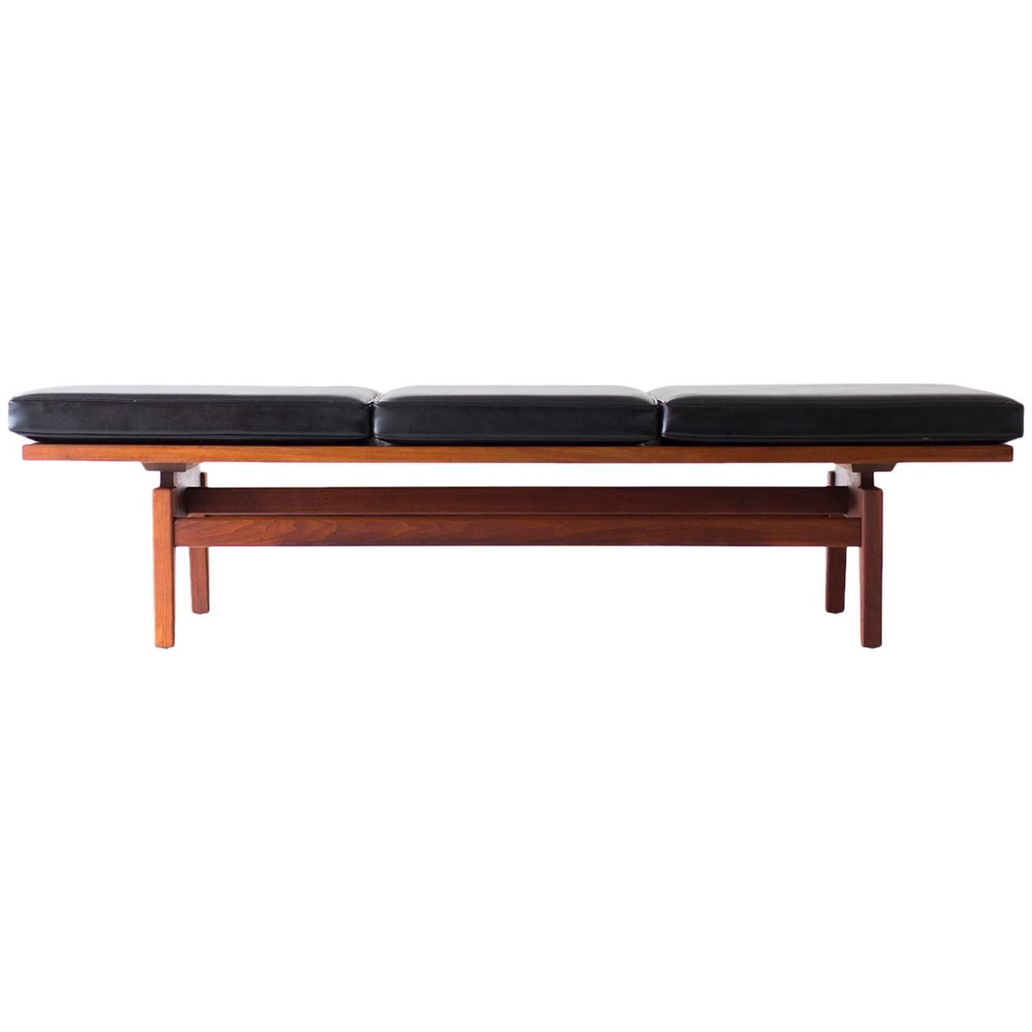 Jens Risom Coffee Table Or Bench For Sale At 1stdibs