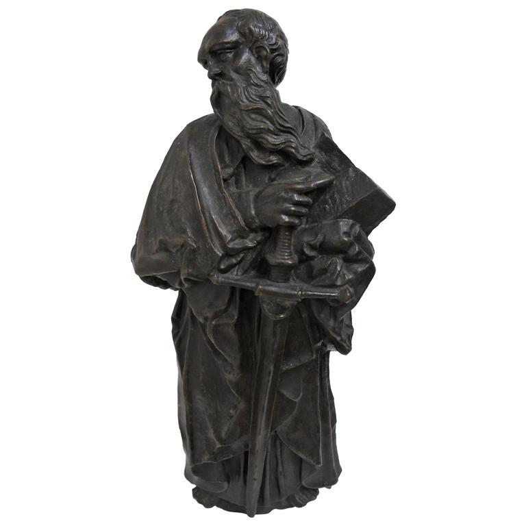 Bronze Statue of Moses