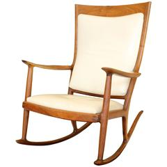 A Beautiful Sam Maloof Rocking Chair