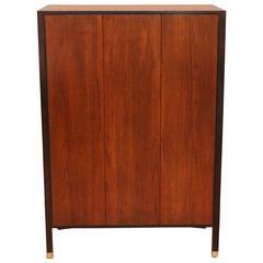 Harvey Probber Gentlemans Chest Cabinet