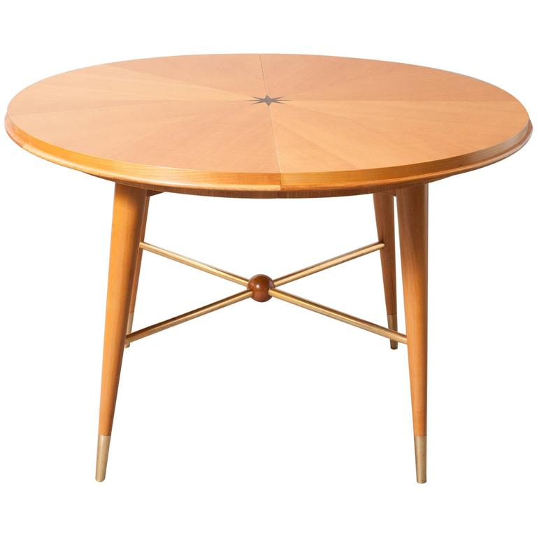 Italian Modern Dining Table 1