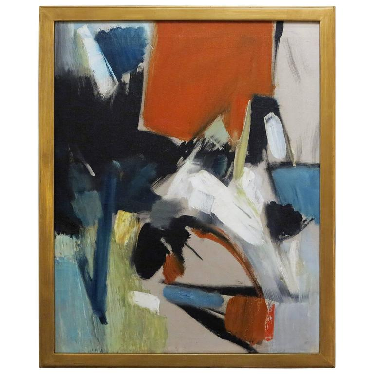 Abstract by Donald Raymond David For Sale