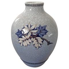Bing & Grondahl Unique Vase by Effie Hegermann-Lindencrone, 1931