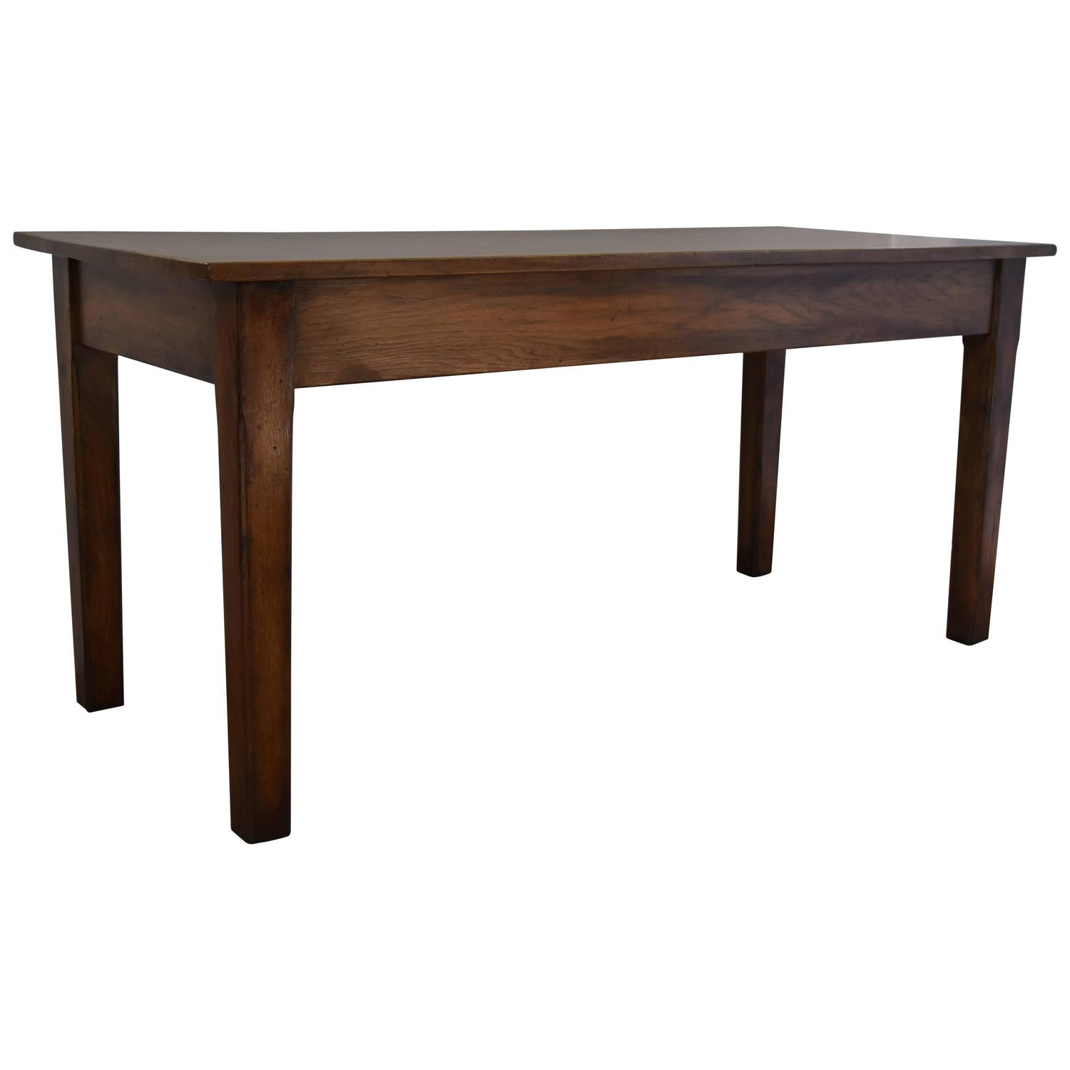 Pine Farm Table For Sale at 1stdibs