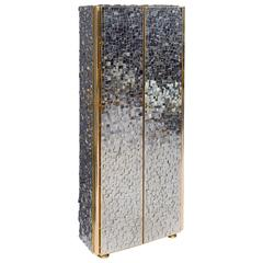 Refined Pyrite Cabinet by Kam Tin