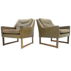 Pair of Lounge Chairs by Rudolf Glatzel for Kill International, 1960s