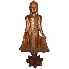 Important Burmese Mandalay Buddha