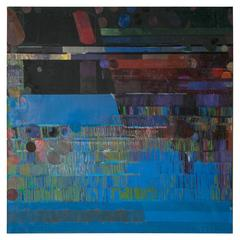 Large Color Abstract, circa 1970s