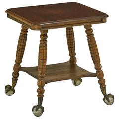 Late 19th Century Side Table